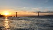 Ponto Final Sunset