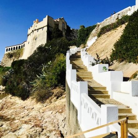 Milfontes Castle