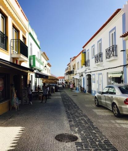 Milfontes Streets
